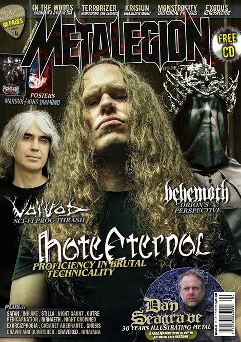 METALEGION #4 - Magazine