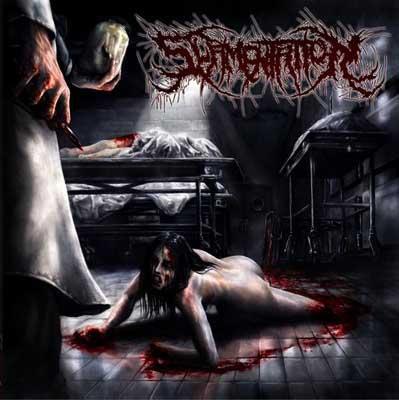 Slamentation – Crawling Through the Morgue