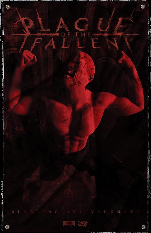 Plague of the Fallen - Bleeding and Vehement (Flag)