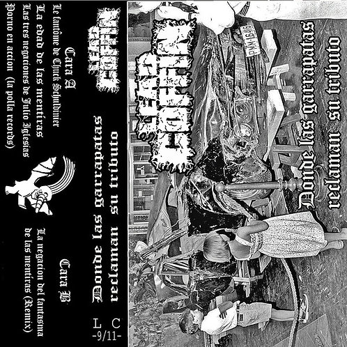 Lead Coffin – Donde Las Garrapatas Reclaman Su Tributo (Cass)