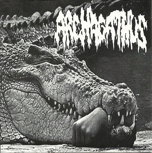 "Archagathus / Bestial Vomit – Untitled / Sole Malato (7"")"