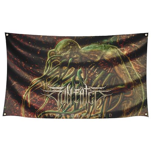 Sun Eater - Light Devoured (Flag)