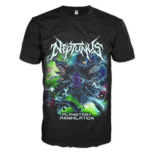Neptunus - Planetary Annihilation (T-Shirt)