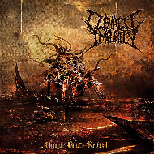 Cephalic Impurity – Unique Brute Revival
