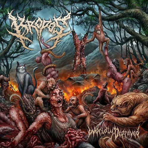 Kropos - Worldly Depraved