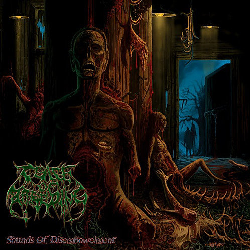 Cease of Breeding – Sounds of Disembowelment