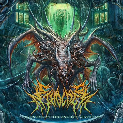 Ethology – Ascension of the Ancient Organism
