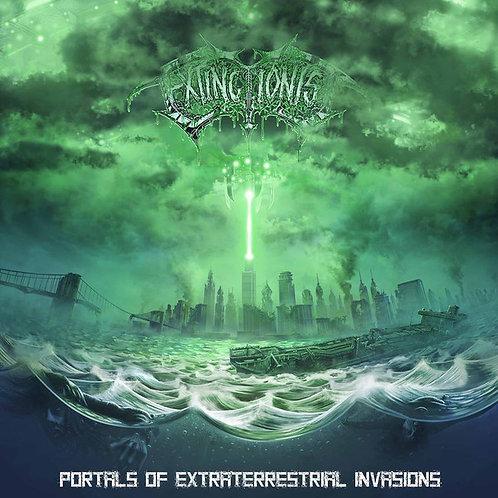 Extinctionist – Portals of Extraterrestrial Invasions
