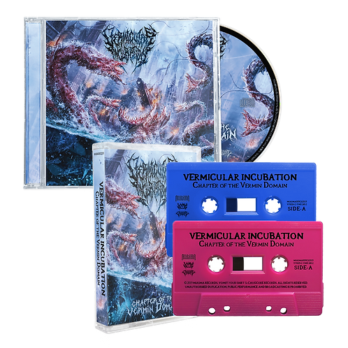 Vermicular Incubation - Chapter of the Vermin Domain ((Limited Bundle Pack 2)