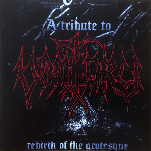 A Tribute to Vomitory -  Rebirth of the Grotesque