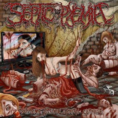 Septicopyemia – Supreme Art of Genital Carnage