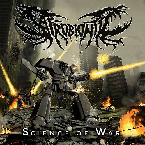 Saprobiontic ‎– Science of War