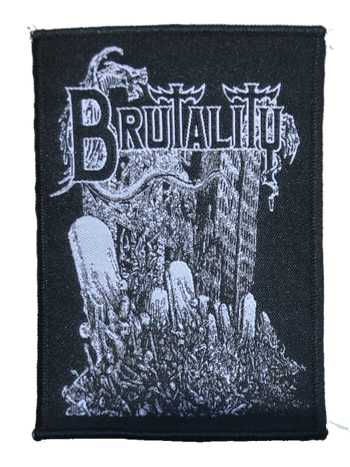 Brutality - Ruins of Human