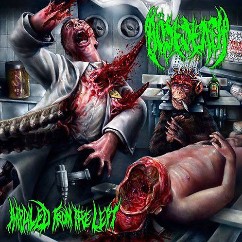 Bösedeath – Impaled from the Left