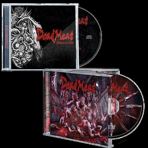 Dead Meat - Unleash the Gore + Preachers Of Gore (CD Bundle)