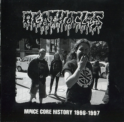 Agathocles – Mince Core History 1996-1997