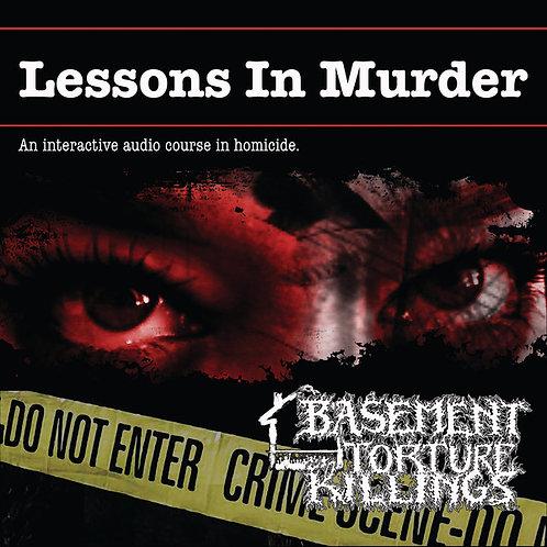 Basement Torture Killings – Lessons In Murder