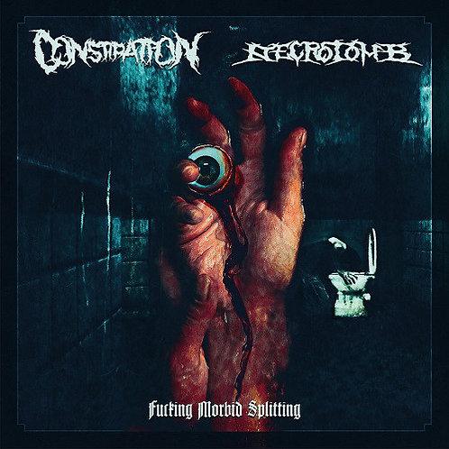 Constipation / Necrotomb – Fucking Morbid Splitting