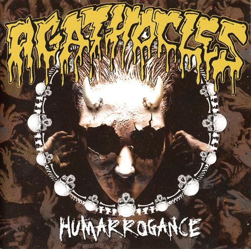 Agathocles – Humarrogance