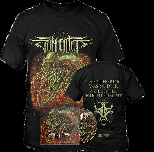 Sun Eater - Light Devoured (T-Shirt + CD)