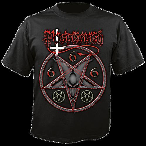 POSSESSED - Goat Pentagram