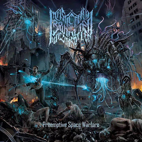 Mastication of Brutality Uncontrolled – Preemptive Space Warfare