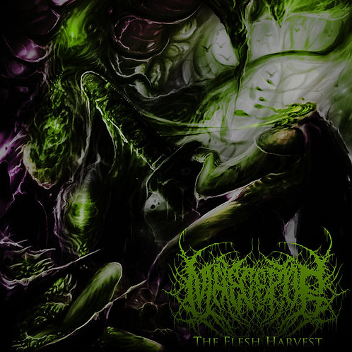 Maleceptor – The Flesh Harvest