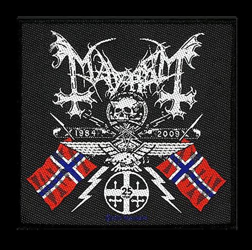Mayhem - Coat of Arms