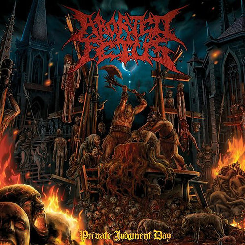 Aborted Fetus - Private Judgment Day CD