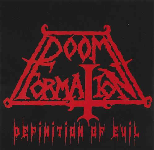 Doom Formation – Definition of Evil