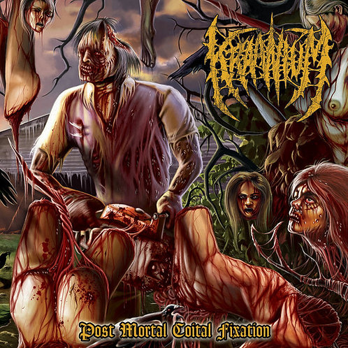 Kraanium – Post Mortal Coital Fixation