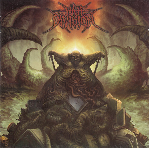 Hate Division – Strategy of Obsolescence