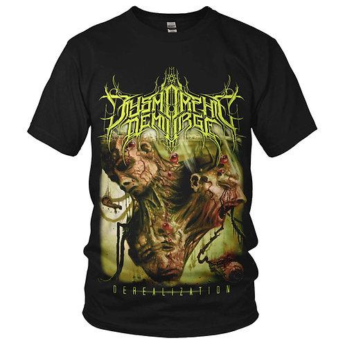 Dysmorphic Demiurge - Derealization T-Shirt
