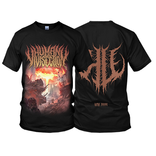 Human Vivisection - Salvation Will Come (T-shirt)