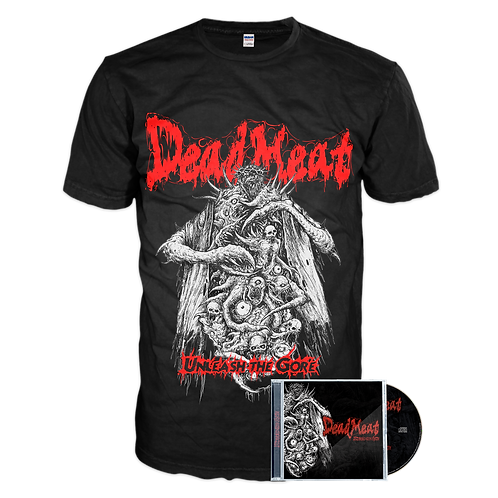 Dead Meat - Unleash The Gore (Black Bundle)