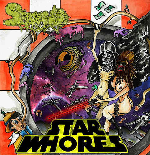 Serrabulho – Star Whores