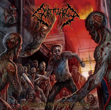Gortuary – Awakening Pestilent Beings