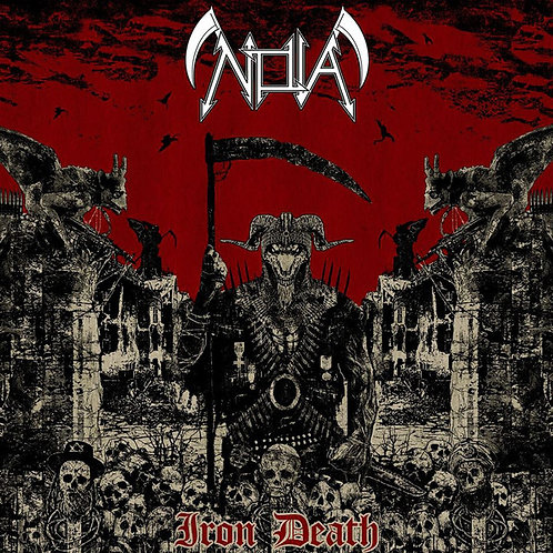 Noia ‎– Iron Death