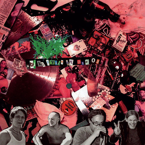 Pus – Still Stuck In 01-03 (Complete Discography)