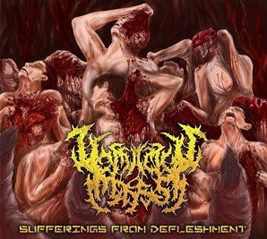 Vomitous Mass ‎– Sufferings from Defleshment