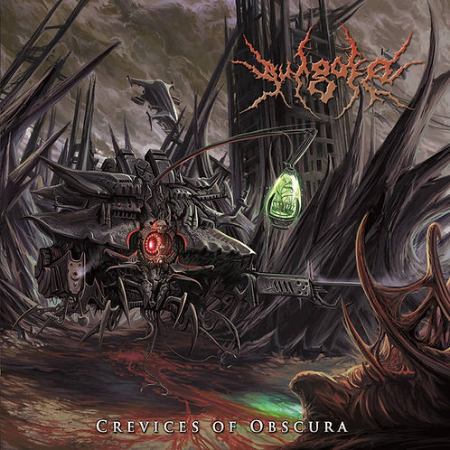 Vulgore – Crevices of Obscura