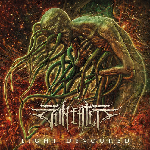 Sun Eater - Light Devoured (Ltd. Digipak)