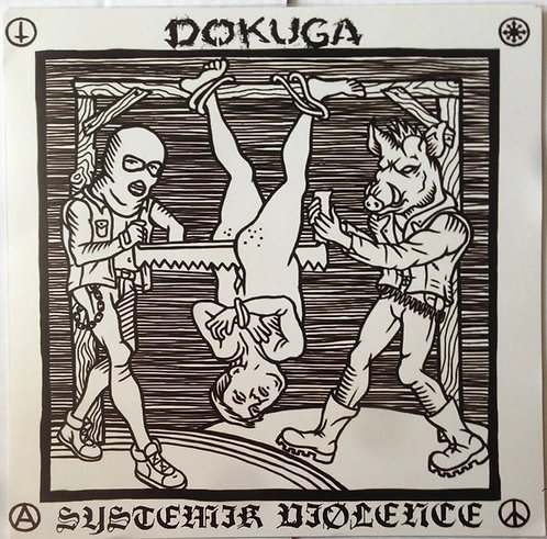 Dokuga / Systemik Viølence ‎– Make Punk Raw Again
