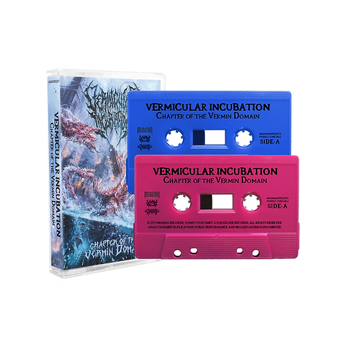 Vermicular Incubation - Chapter of the Vermin Domain (Cass)