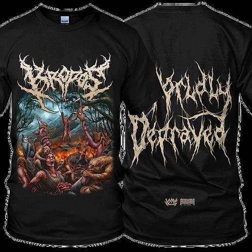 Kropos - Worldly Depraved (T-Shirt)