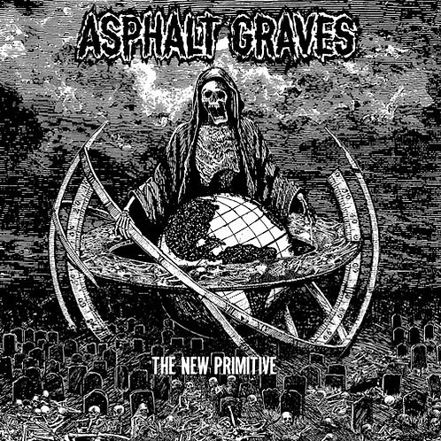 Asphalt Graves ‎– The New Primitive