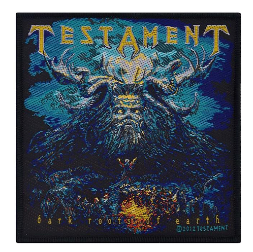 Testament - Dark Root of the Earth