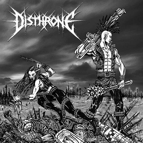 """Disthrone – Retaliação (7"""")"""
