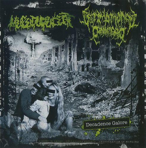 Mucupurulent / Ultimo Mondo Cannibale – Decadence Galore