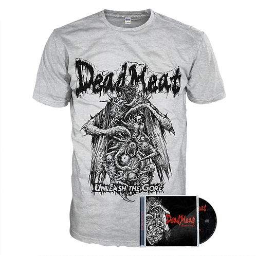 Dead Meat - Unleash The Gore (Grey Bundle)